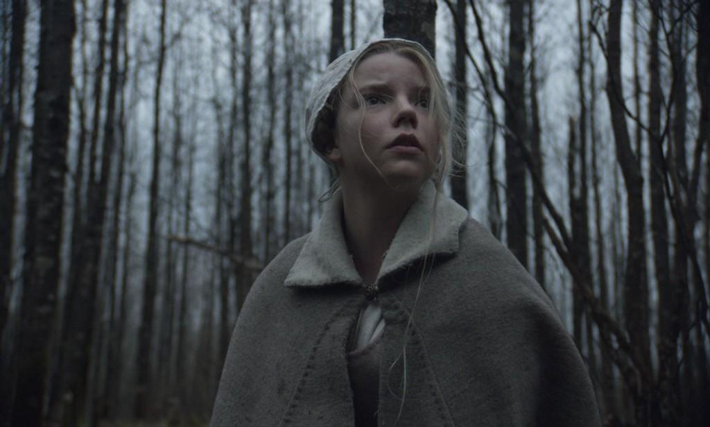 Anya Taylor-Joy as Thomasin