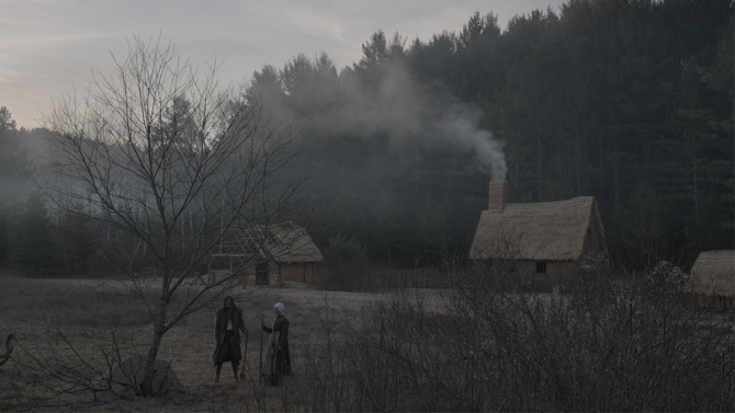 Little Home on the Prairie...of death